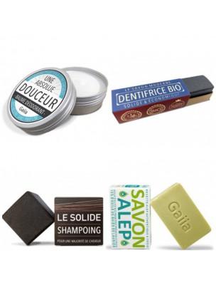 Pack Soins cosmétiques Gaiia - Louis Herboristerie