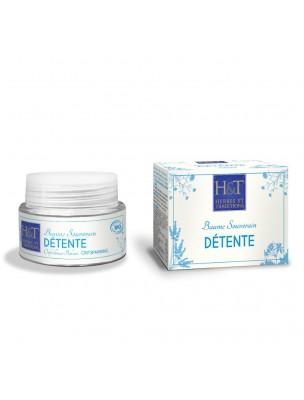 Baume Souverain Détente Bio - Relaxation 30 ml - Herbes et Traditions