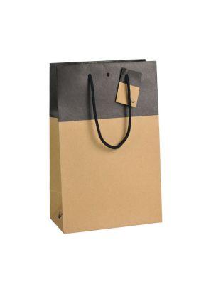 Sac Bicolore taille L - Emballages Cadeaux