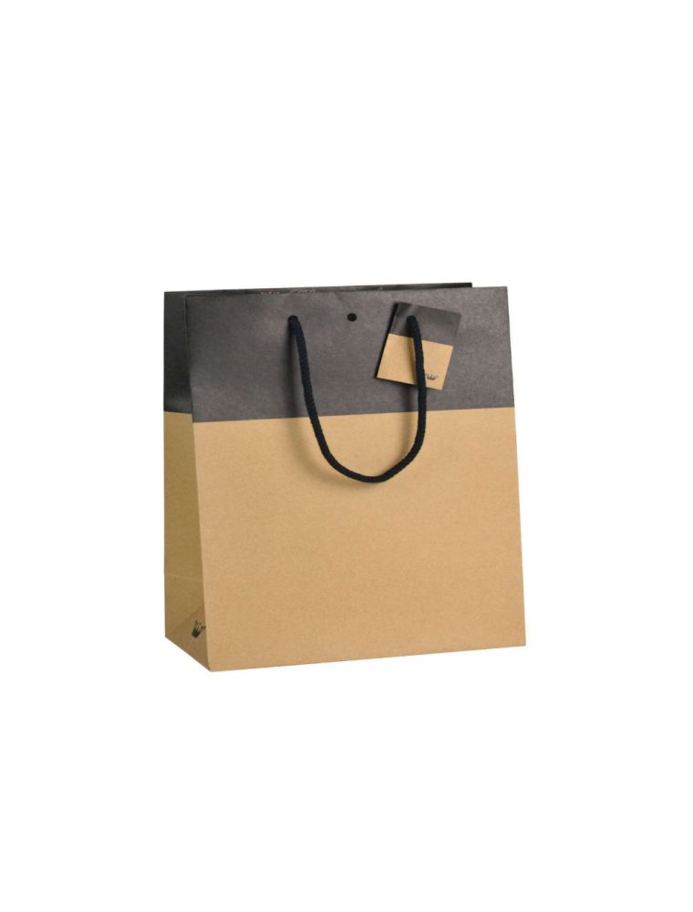 Sac Bicolore taille S - Emballages Cadeaux