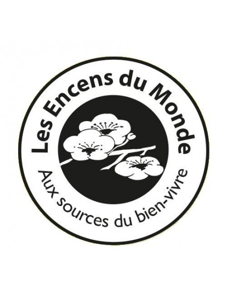 Frangipanier (Tiaré) encens indiens - 20 bâtonnets - Les Encens du Monde