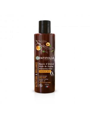 Shampooing Crème Bio - Cheveux secs 200 ml - Centifolia