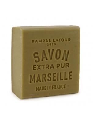 Savon de Marseille Bio extra pur vert à l'huile d'olive - 72% d'huile 150g -...