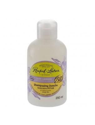 Shampooing Douche Doux Bio - Olive Lavandin 250ml - Rampal Latour