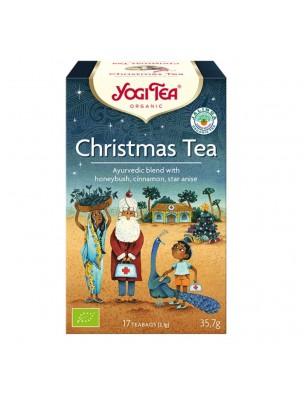 Christmas Tea Bio - Rooibos de Noël 17 sachets - Yogi Tea