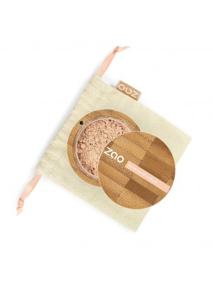 Mineral silk Bio - Beige doré 510 13,5 grammes - Zao Make-up