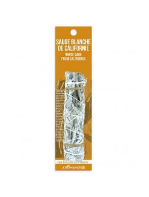 Tresse de Sauge Blanche - Purification et Relaxation - Les Encens du Monde