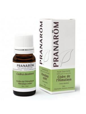 Cèdre de l'Himalaya - Huile essentielle Cedrus deodara 10 ml - Pranarôm
