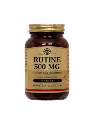 Rutine - Circulation 50 comprimés à croquer - Solgar