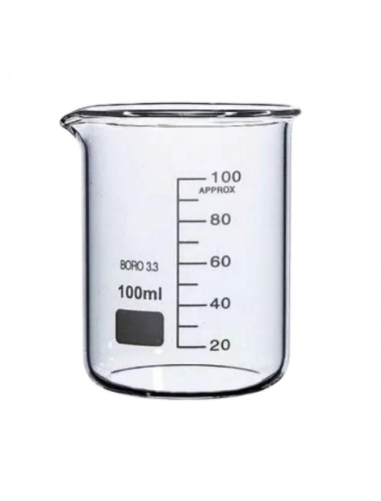 Bécher en verre 100ml