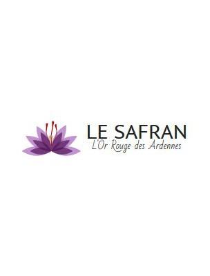 Thé Mangue-Pêche-Safran Bio - Thé blanc ardennais 30 grammes - Le Safran®