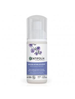 Mousse intime Bio - Hygiène intime 100 ml - Centifolia