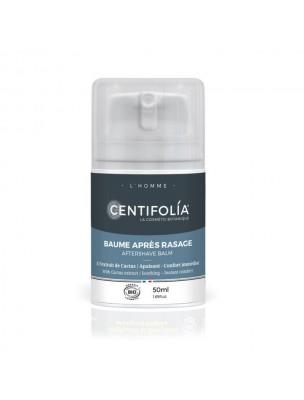 Baume Après-Rasage Bio - Apaisant 50ml - Centifolia