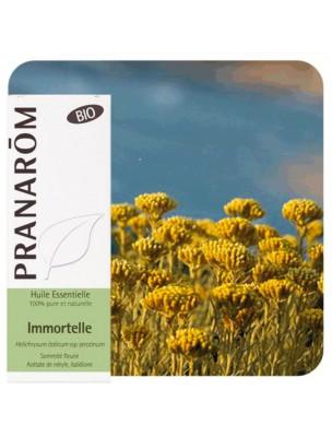 Hélichryse italienne (immortelle) Bio – Huile essentielle d'Helichrysum italicum 5 ml - Pranarôm