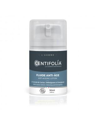 Fluide Anti-âge Bio - Tonifiant 50ml - Centifolia