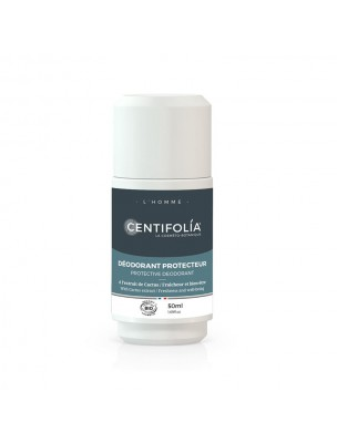 Déodorant Homme Bio - Protecteur 50ml - Centifolia
