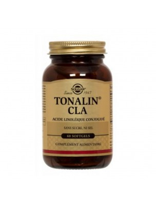 CLA Tonalin - Muscles 60 softgels - Solgar
