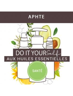 Aphte - DIY Santé aux huiles essentielles Bio