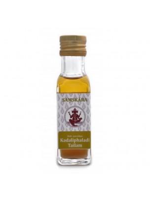 Kadaliphaladi Tailam - Huile Ayurvédique 100 ml - Samskara