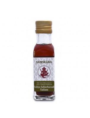 Valiya Sahacharadi Tailam - Huile Ayurvédique 100 ml - Samskara