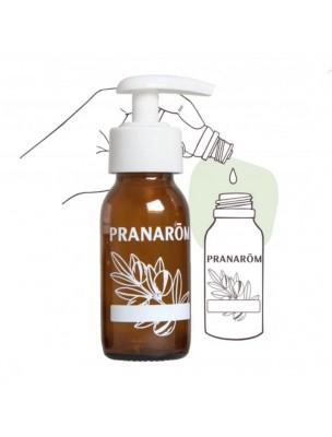 Flacon vide Pompe DIY de 60 ml - Pranarôm