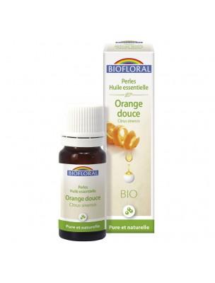 Orange douce Bio - Perles d'huiles essentielles 20 ml - Biofloral