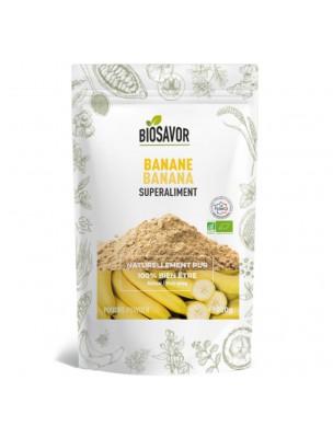 Banane Bio - Superaliment 200g - Biosavor