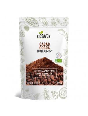 Cacao Bio - Superaliment 200g - Biosavor