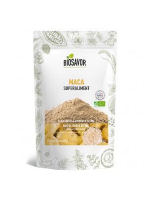 Maca Bio - Superaliment 200g - Biosavor