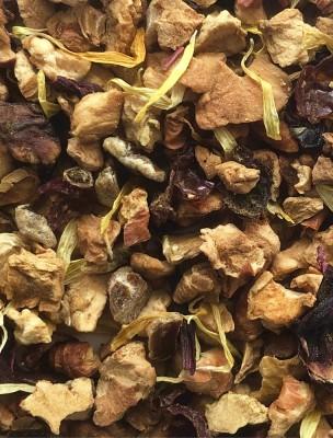Parfums d'été Bio - Eau de fruits 100g - L'Autre thé
