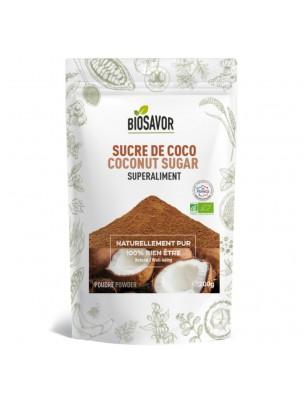 Sucre de Coco Bio - Superaliment 200g - Biosavor