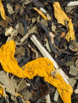 Black'n Mojito - Thé noir à la menthe et au citron vert 100g - L'Autre thé