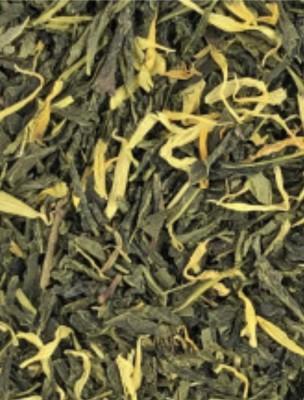 Thé Jardin d'Hélios Bio - Thé vert Fruité 100g - L'Autre thé