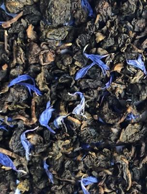 Earl Grey Bleu Bio - Thé Oolong à la bergamote 100g - L'Autre thé