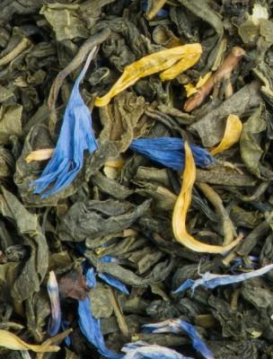 Scarlett Bio - Thé vert bergamote et vanille 100 g - L'Autre thé