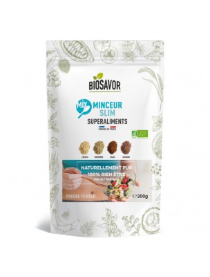 Mix Minceur Bio - Superaliment 200g - Biosavor