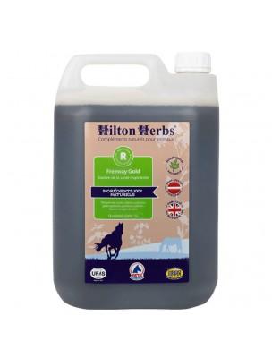 Freeway Gold - Voies respiratoires des chevaux 5 Litres - Hilton Herbs