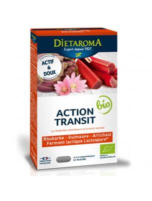 Action Transit Bio - Constipation 45 comprimés - Dietaroma