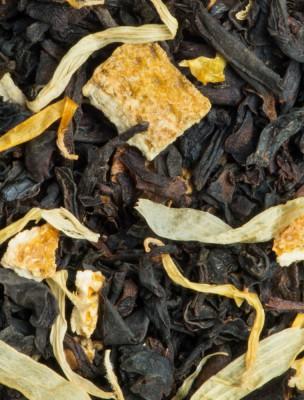 L'Orangette Bio - Thé noir au chocolat et à l'orange 100 g - L'Autre Thé