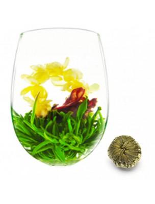 Amour de Jasmin Fleur de thés - Jasmin, Thé vert