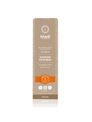 Shampoing Ayurvédique Shikakai - Cheveux normaux 200 ml - Khadi