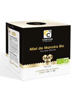 Miel de Manuka 10+ Bio - MGO 263 250g - Comptoirs et Compagnies