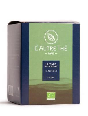 Lapsang Souchong Bio - Thé noir fumé 20 sachets pyramide - L'Autre thé