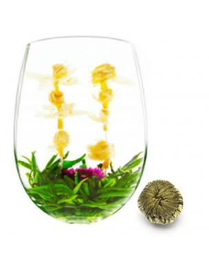 MayFlower Fleur de thés - Thé blanc, Jasmin et Amarante