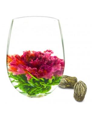 Rouge Ancestral Fleur de thés - Amarante, Souci, Thé blanc, Jasmin