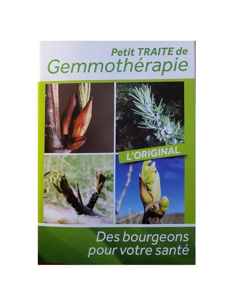 Petit Traité de Gemmothérapie - Des bourgeons pour votre santé 60 pages - Edition FEH