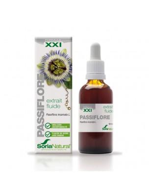 Passiflore XXI - Extrait Fluide de Passiflora Incarnata L. 50ml - SoriaNatural