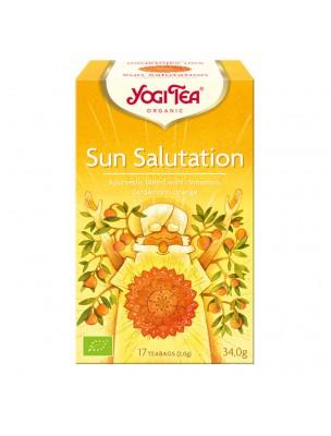 Sun Salutation Bio - Harmonie et Inspiration 17 sachets - Yogi Tea
