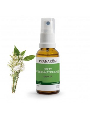 Aromaforce Spray hydro-alcoolique - Assainissant 30 ml - Pranarôm