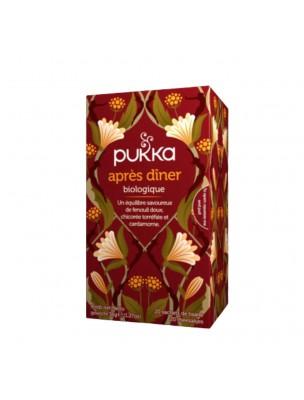 Après-Dîner Bio - Infusion 20 sachets - Pukka Herbs